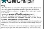 GMCHelper - Report Importer & Basic Analysis - Global Management Challenge